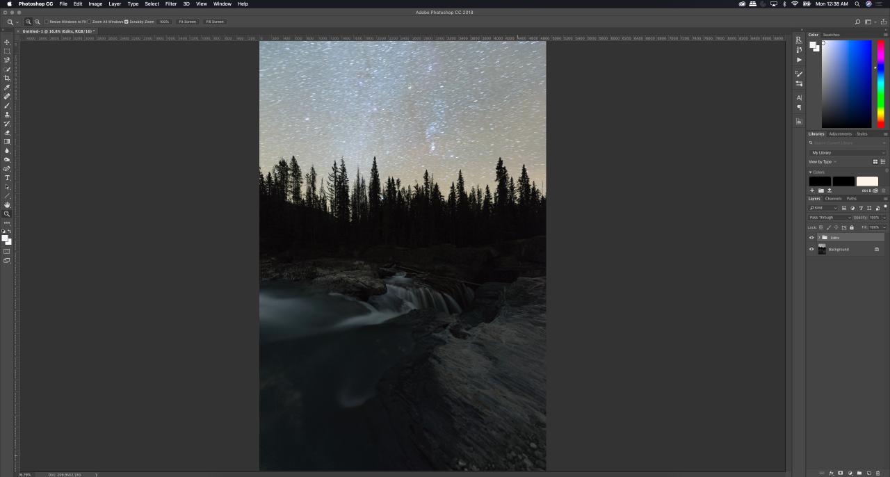 Tutorial - Removing Hot Pixels in Photoshop - Monika Deviat